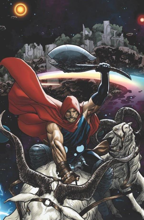 Unworthy Thor #3 (Ryan Sook Variant Cover)