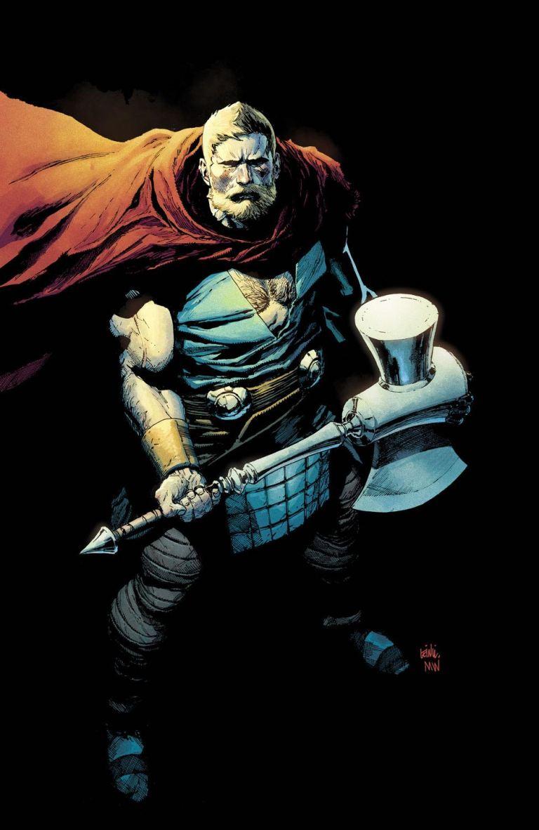 Unworthy Thor #5 (Leinil Francis Yu Variant Cover)
