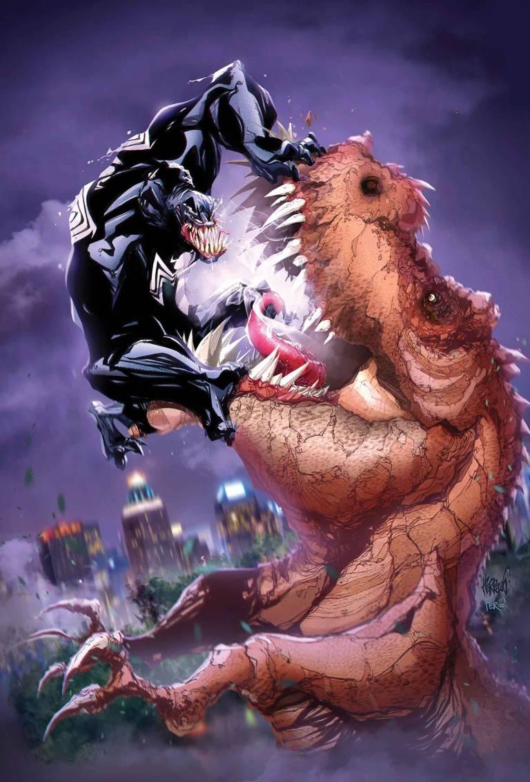 Venom #151 (Cover A Francisco Herrera)