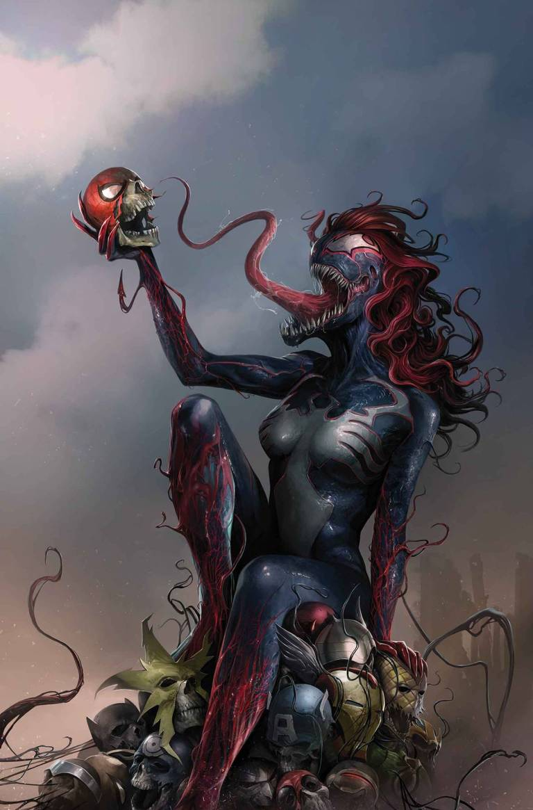 Venom #151 (Cover B Francesco Mattina Mary Jane Variant)