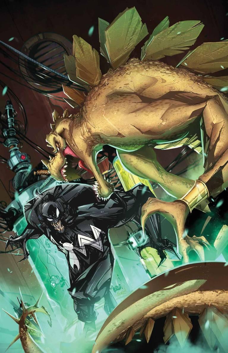 Venom #152 (Cover A Francisco Herrera)