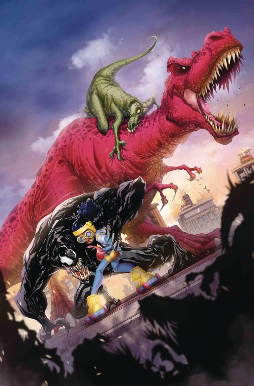 Venom #153 (Cover A Francisco Herrera)