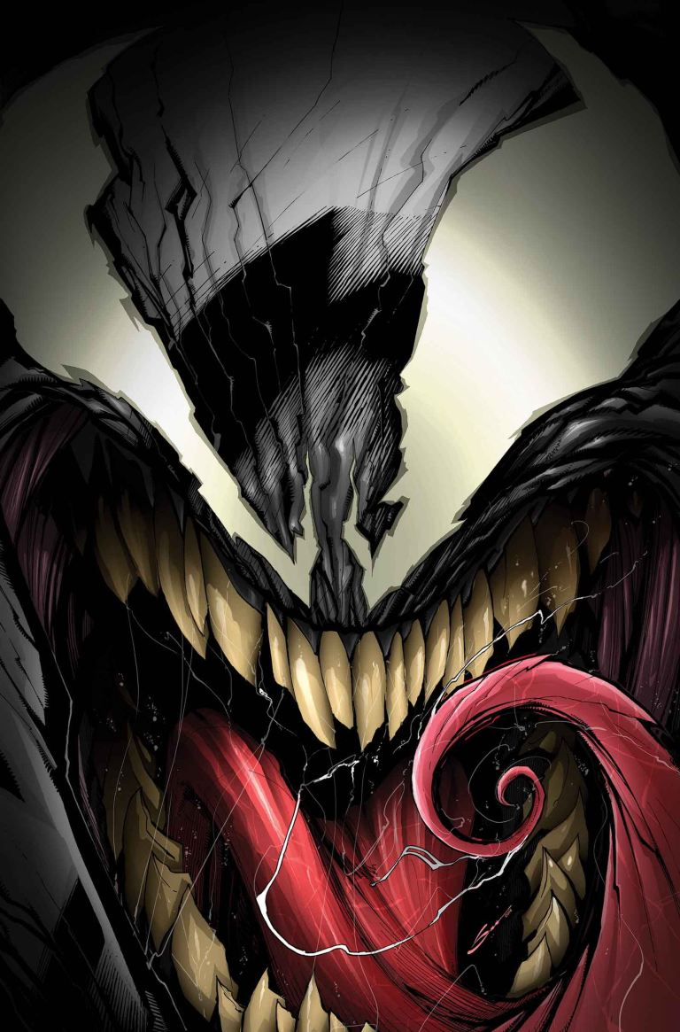 Venom #2 (Gerardo Sandoval Regular Cover)