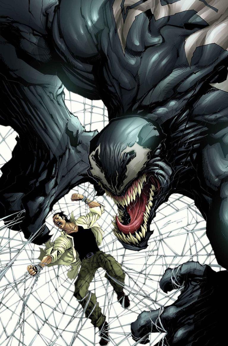 Venom #3 (Gerardo Sandoval Regular Cover)