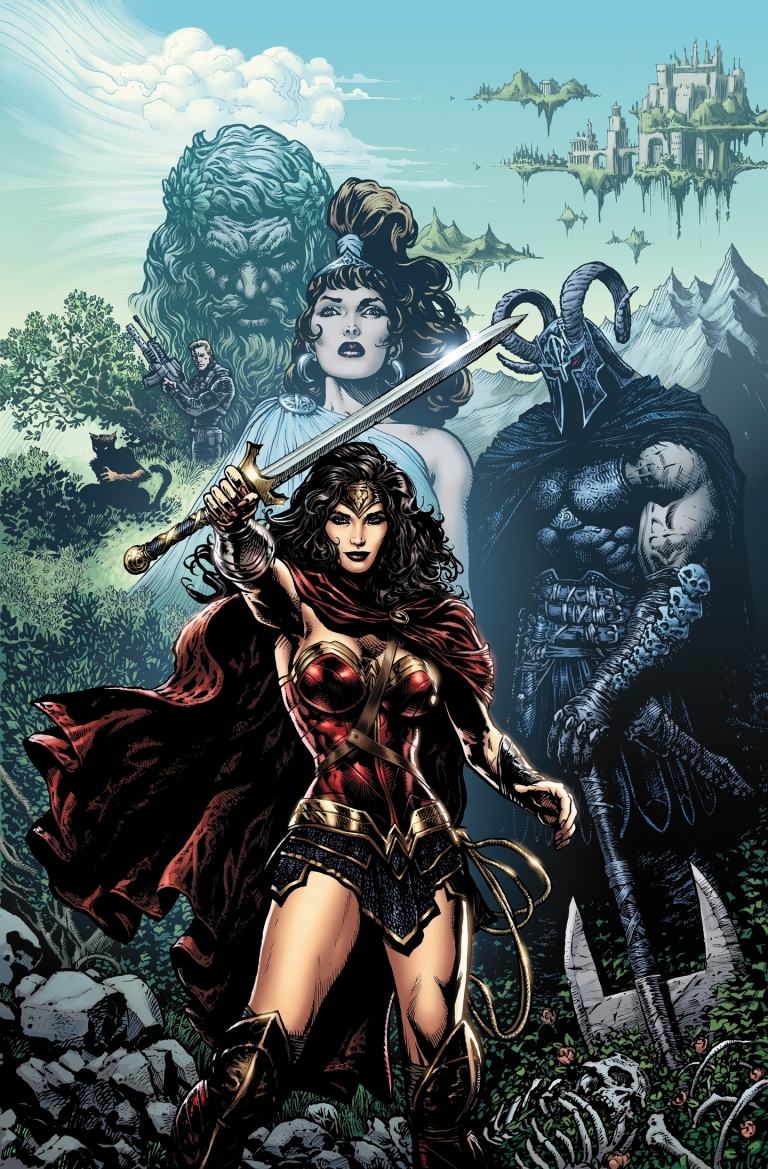Wonder Woman #1 (Cover A Liam Sharp)