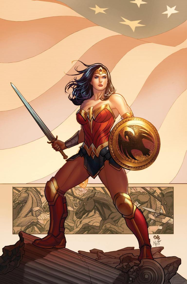 Wonder Woman #1 (Cover B Frank Cho)