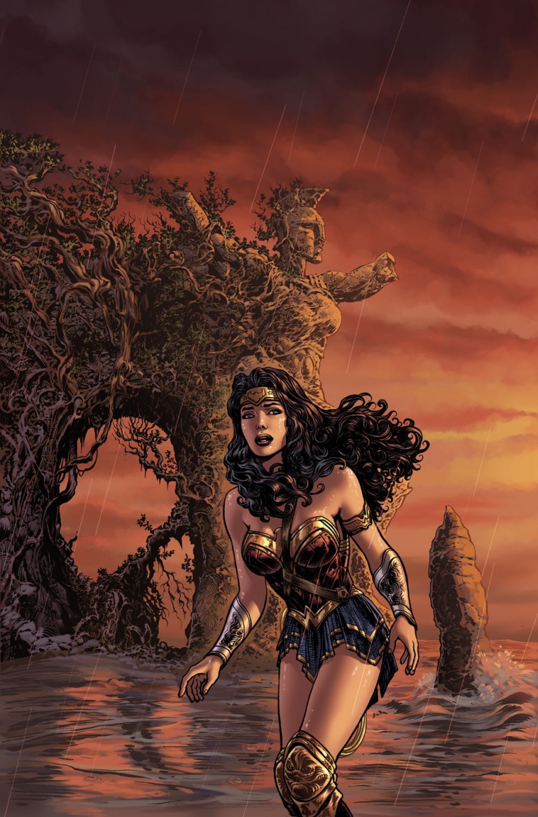 Wonder Woman #11 (Cover A Liam Sharp)