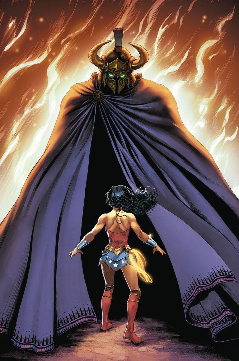 Wonder Woman #12 (Cover A Nicola Scott)
