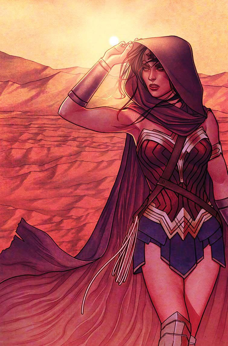 Wonder Woman #12 (Cover B Jenny Frison)