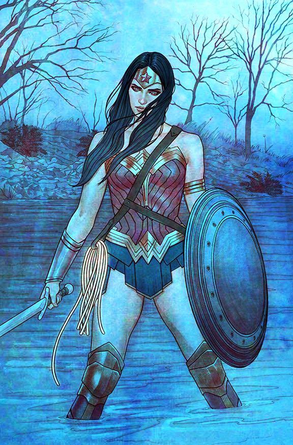 Wonder Woman #14 (Cover B Jenny Frison)