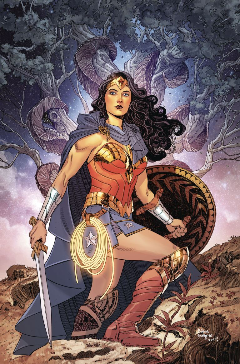 Wonder Woman #16 (Cover A Bilquis Evely)
