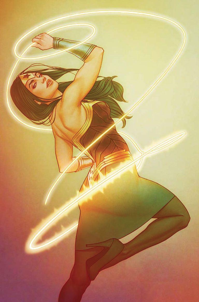 Wonder Woman #17 (Cover B Jenny Frison)