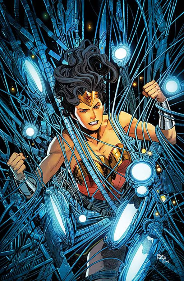 Wonder Woman #18 (Cover A Bilquis Evely)
