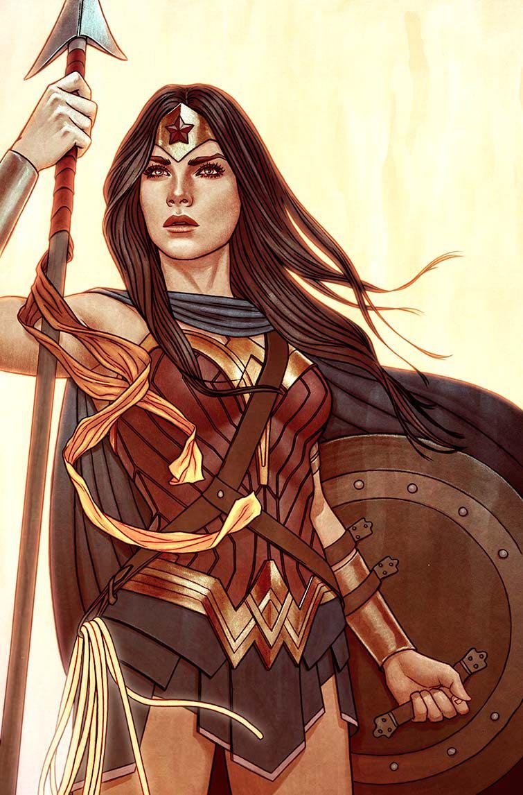 Wonder Woman #18 (Cover B Jenny Frison)