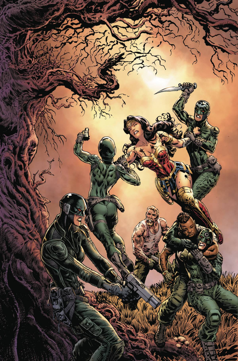 Wonder Woman #19 (Cover A Liam Sharp)
