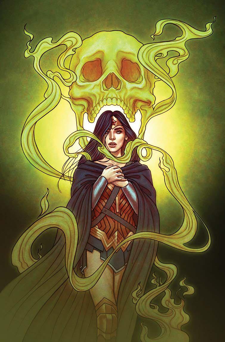 Wonder Woman #19 (Cover B Jenny Frison)
