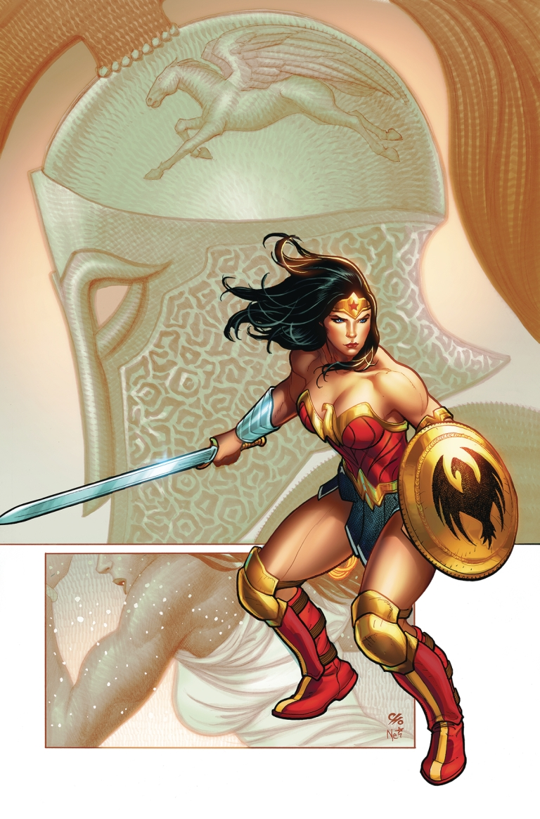 Wonder Woman #2 (Cover B Frank Cho)