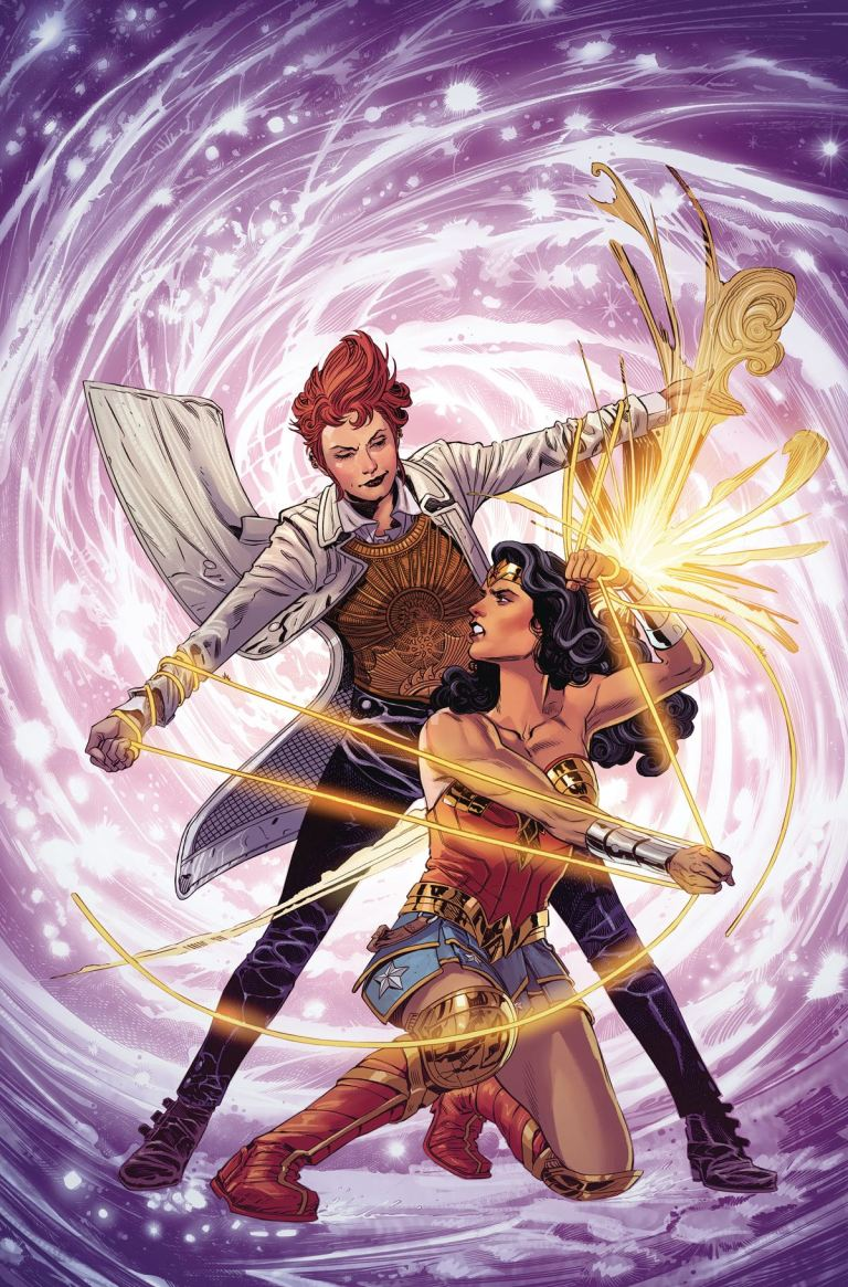 Wonder Woman #20 (Cover A Bilquis Evely)