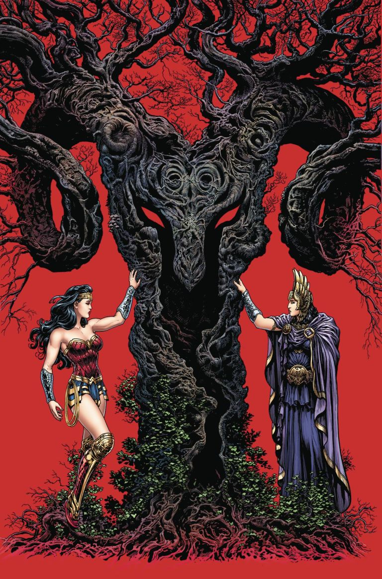 Wonder Woman #23 (Cover A Liam Sharp)
