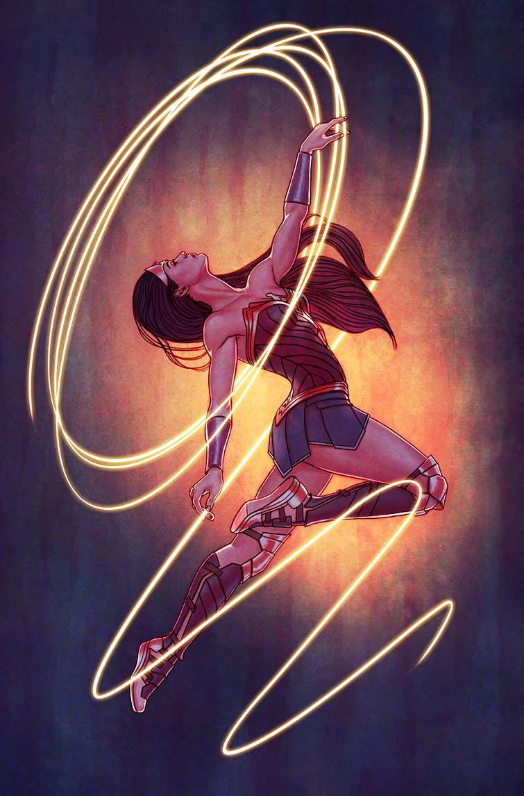 Wonder Woman #23 (Cover B Jenny Frison)