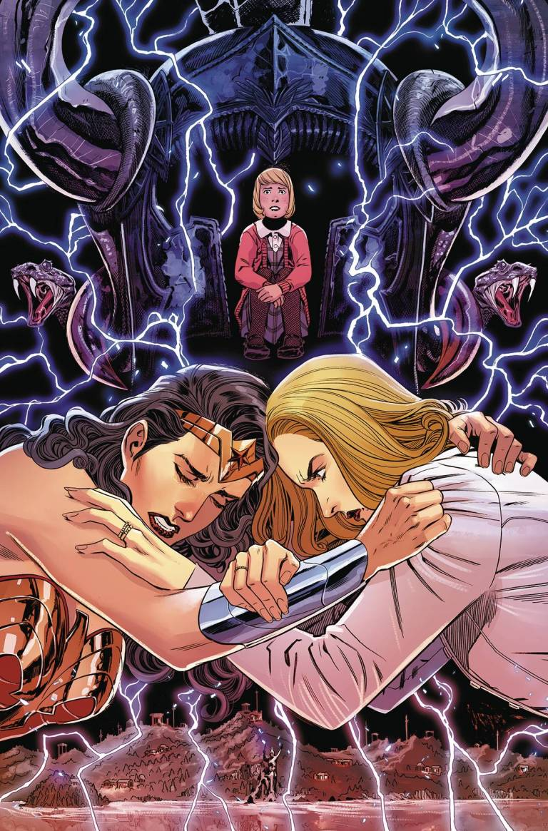 Wonder Woman #24 (Cover A Bilquis Evely)