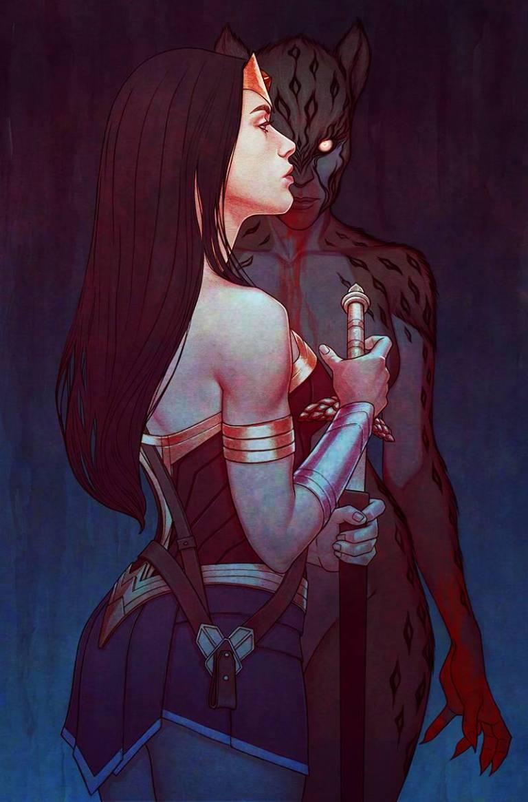 Wonder Woman #24 (Cover B Jenny Frison)