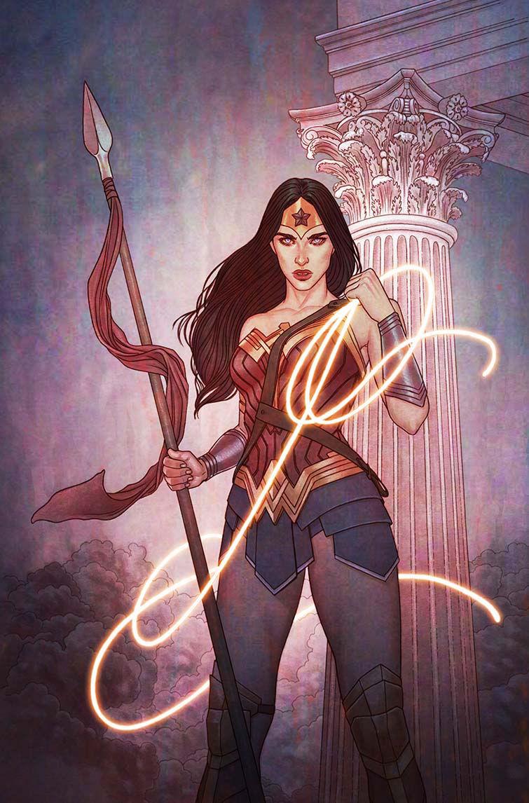 Wonder Woman #28 (Cover B Jenny Frison)