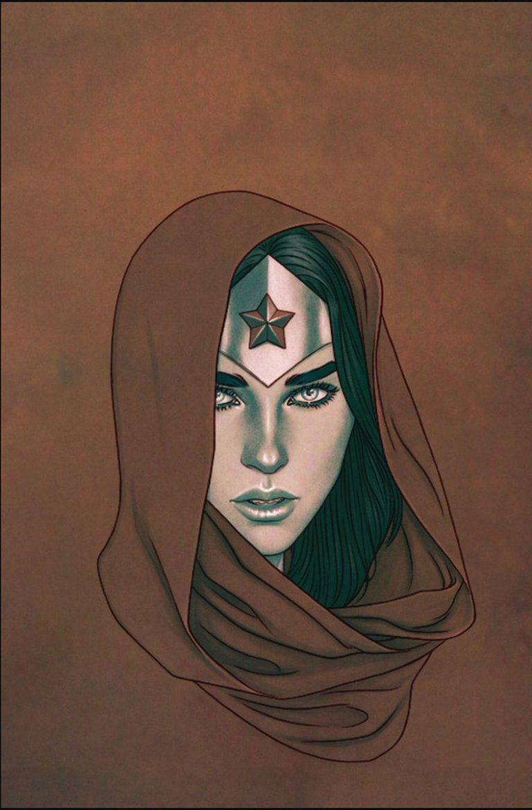 Wonder Woman #29 (Cover B Jenny Frison)