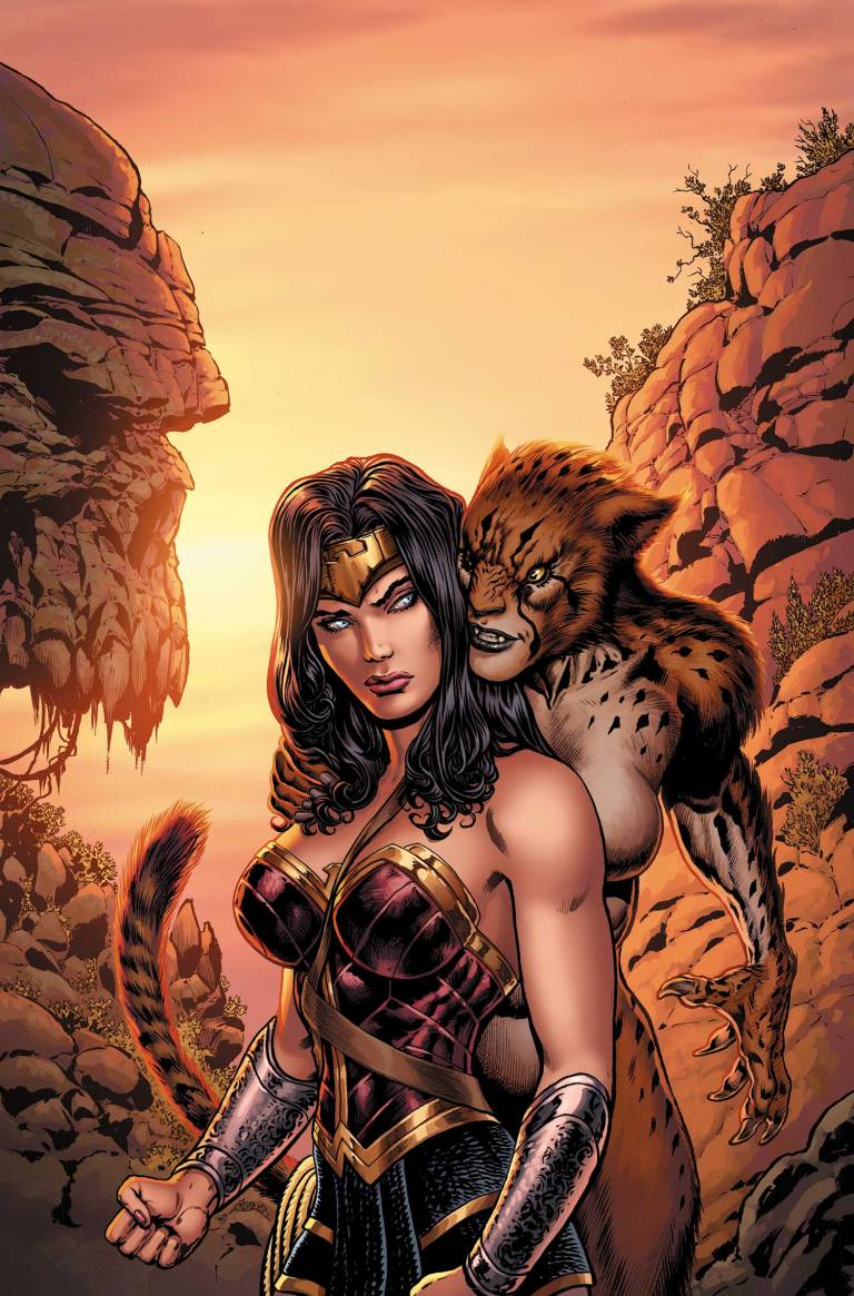 Wonder Woman #3 (Cover A Liam Sharp)