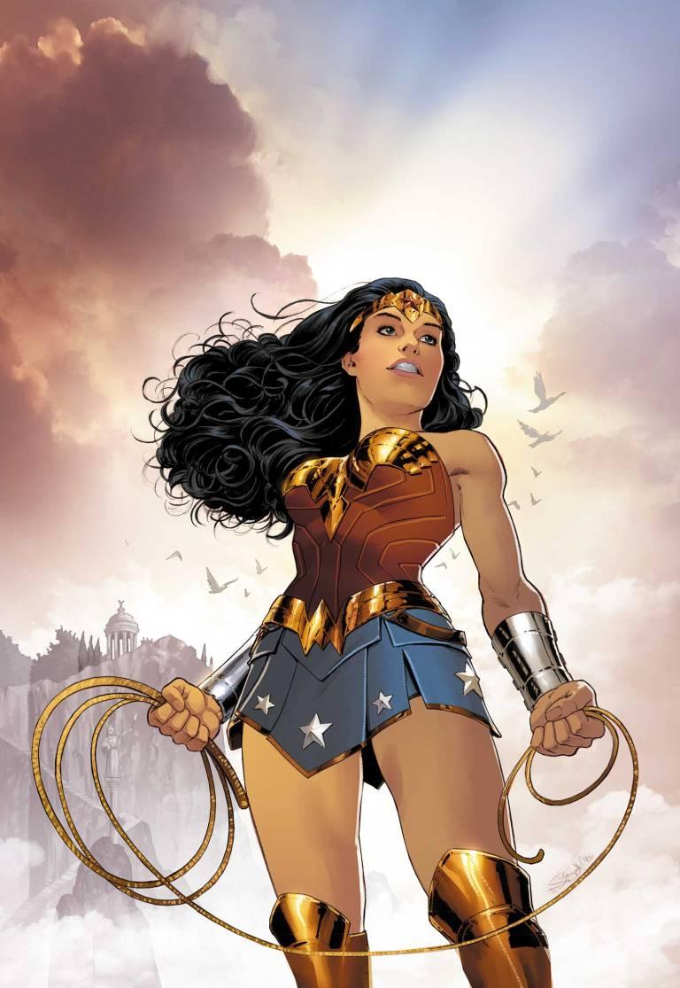 Wonder Woman #4 (Cover A Nicola Scott)