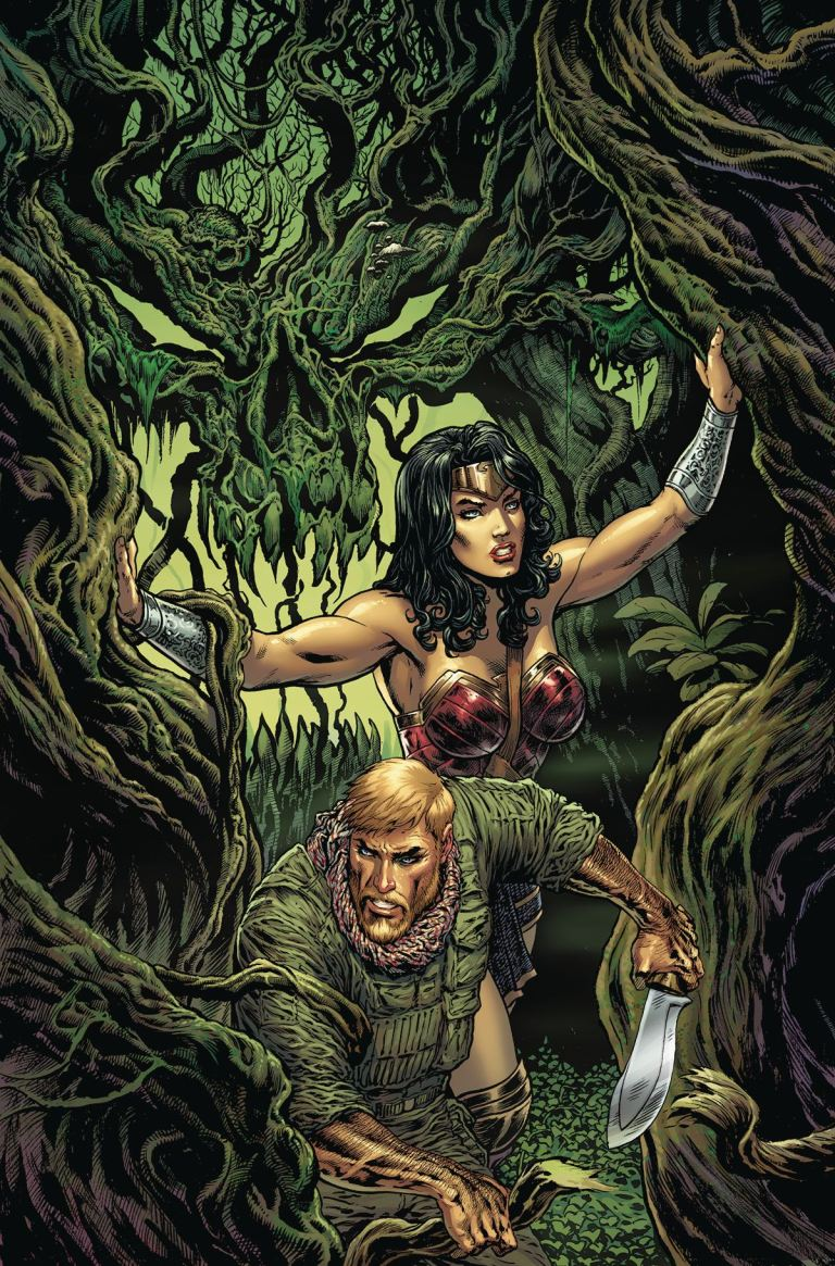 Wonder Woman #5 (Cover A Liam Sharp)