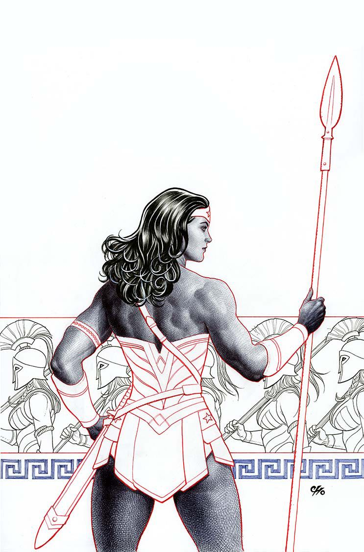 Wonder Woman #5 (Cover B Frank Cho)