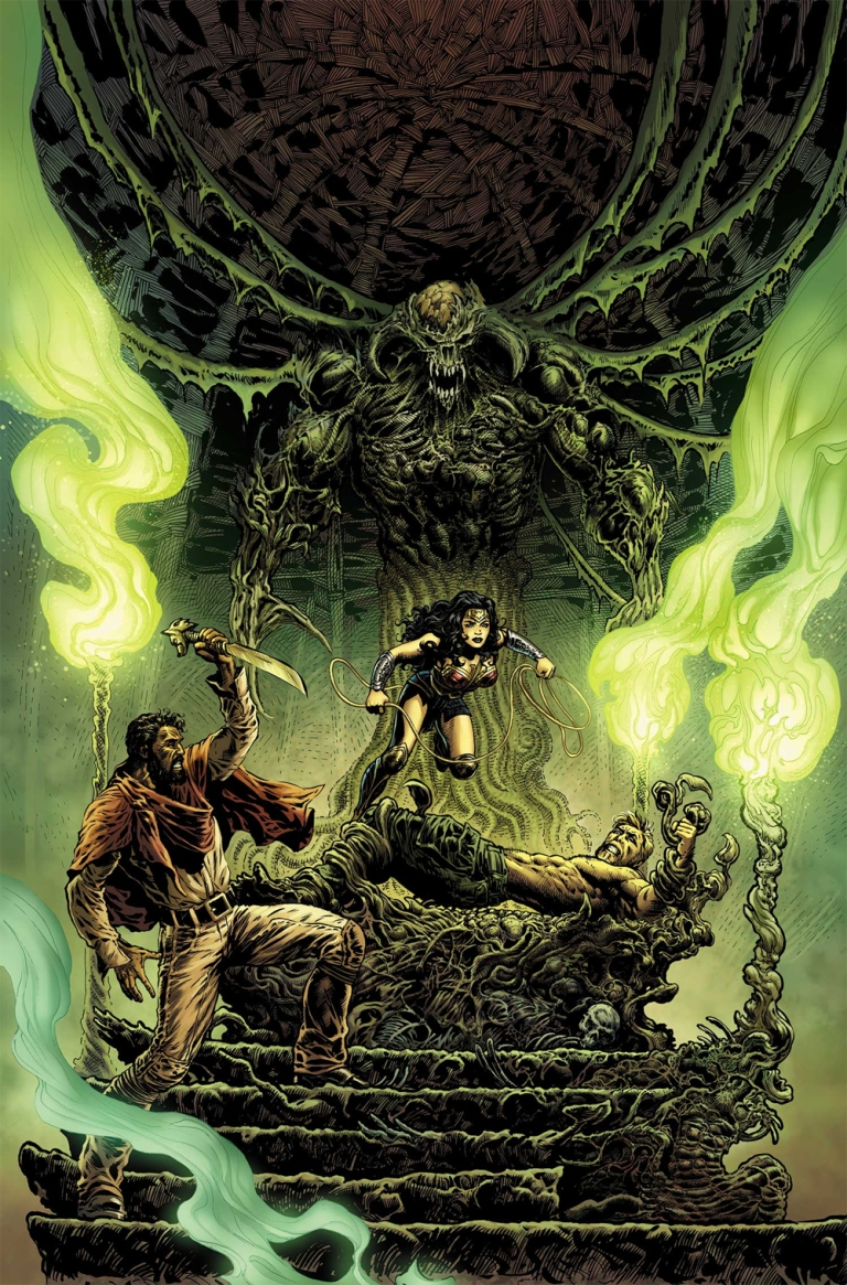 Wonder Woman #7 (Cover A Liam Sharp)