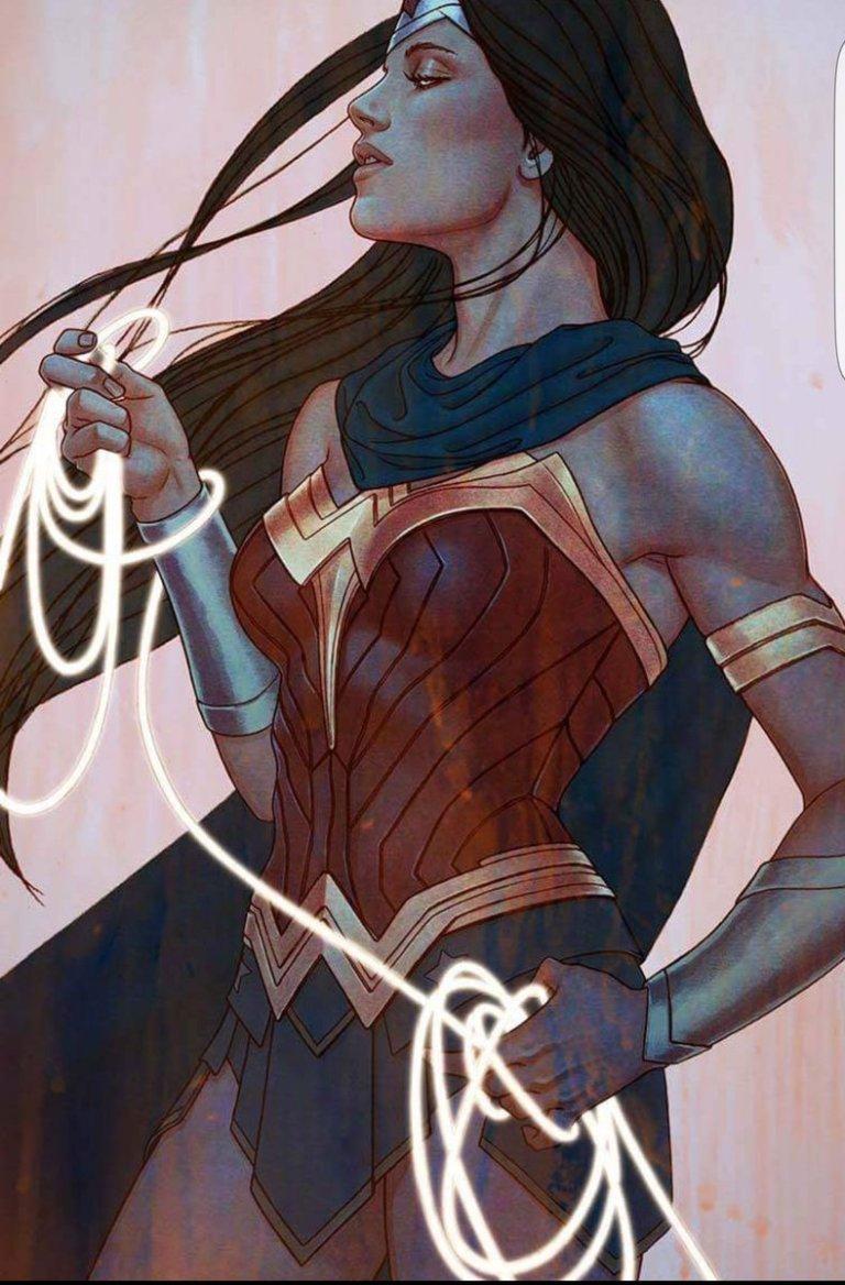 Wonder Woman #7 (Cover B Jenny Frison)