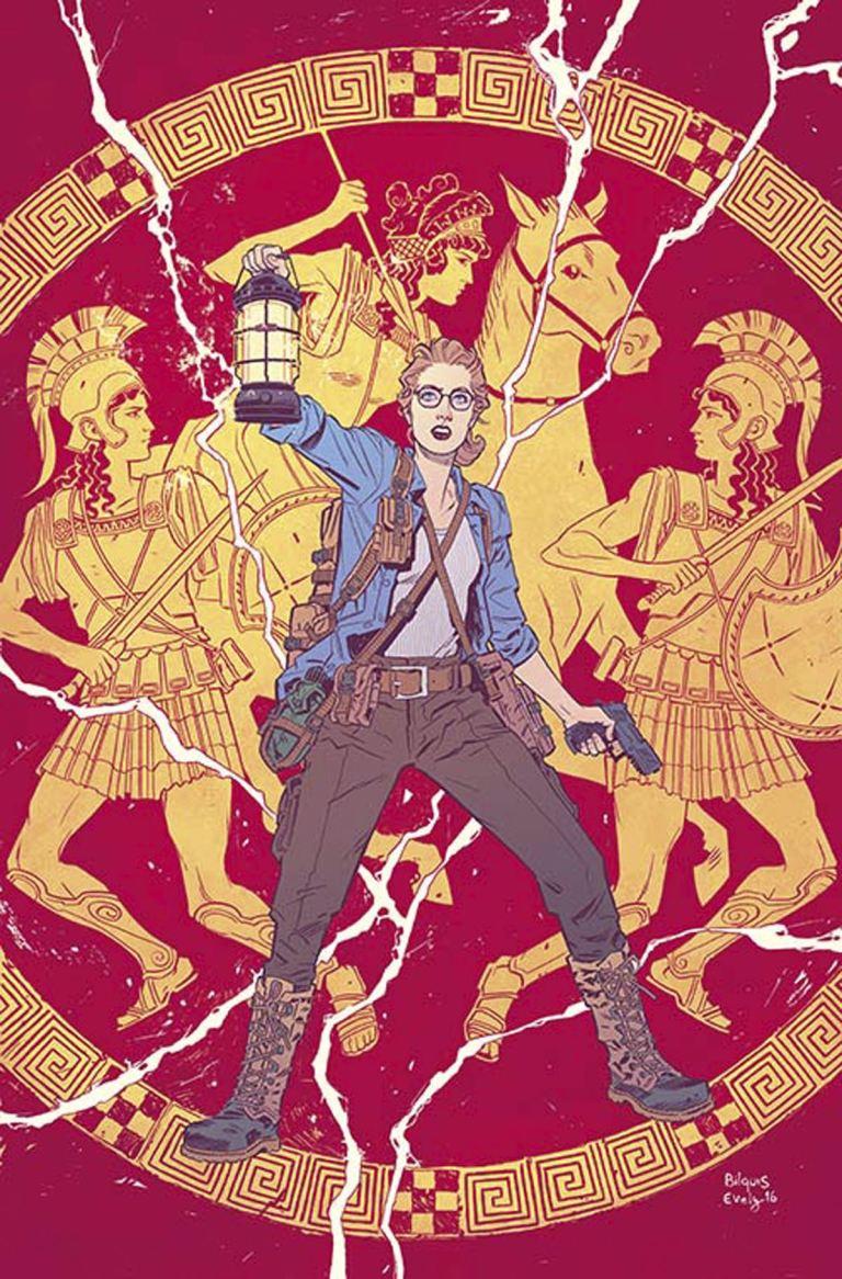 Wonder Woman #8 (Nicola Scott Regular Cover)