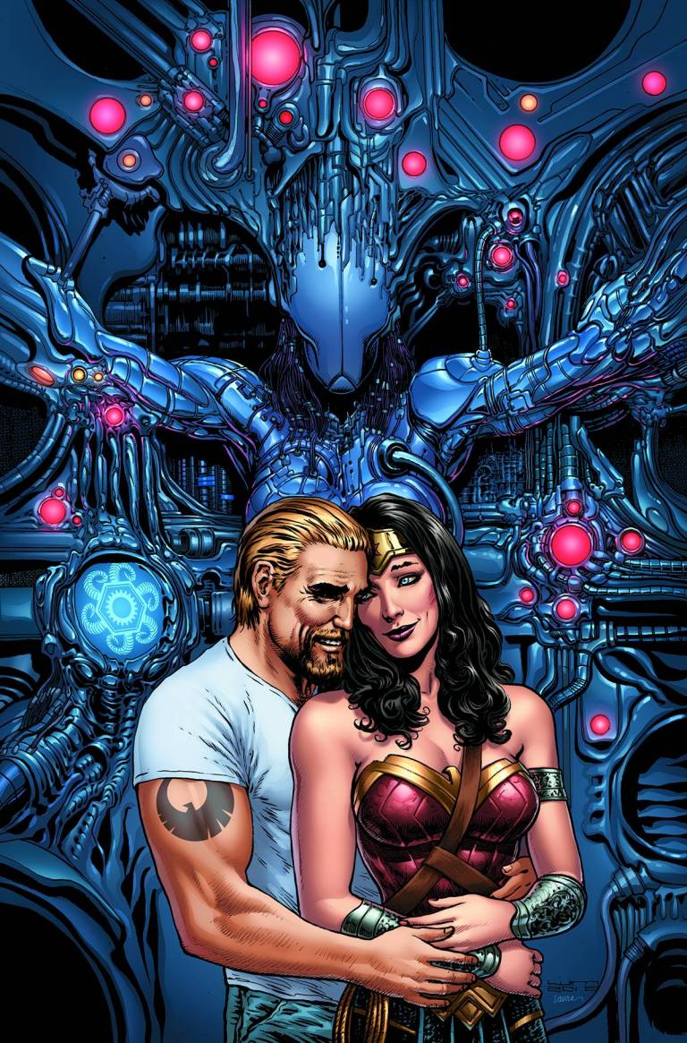 Wonder Woman #9 (Cover A Liam Sharp)