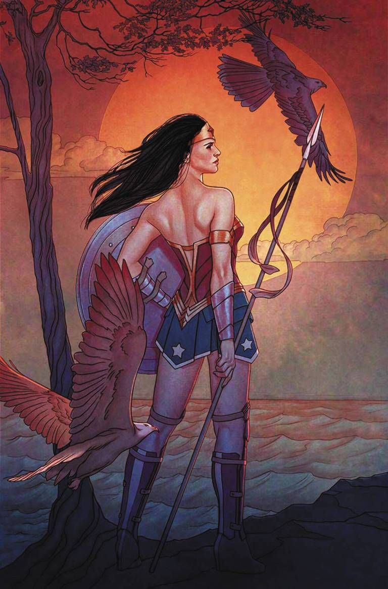 Wonder Woman #9 (Cover B Jenny Frison)