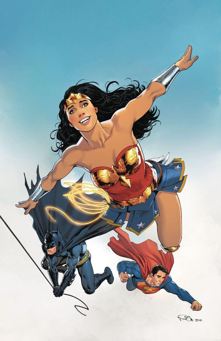 Wonder Woman Annual #1 (Nicola Scott Cover)