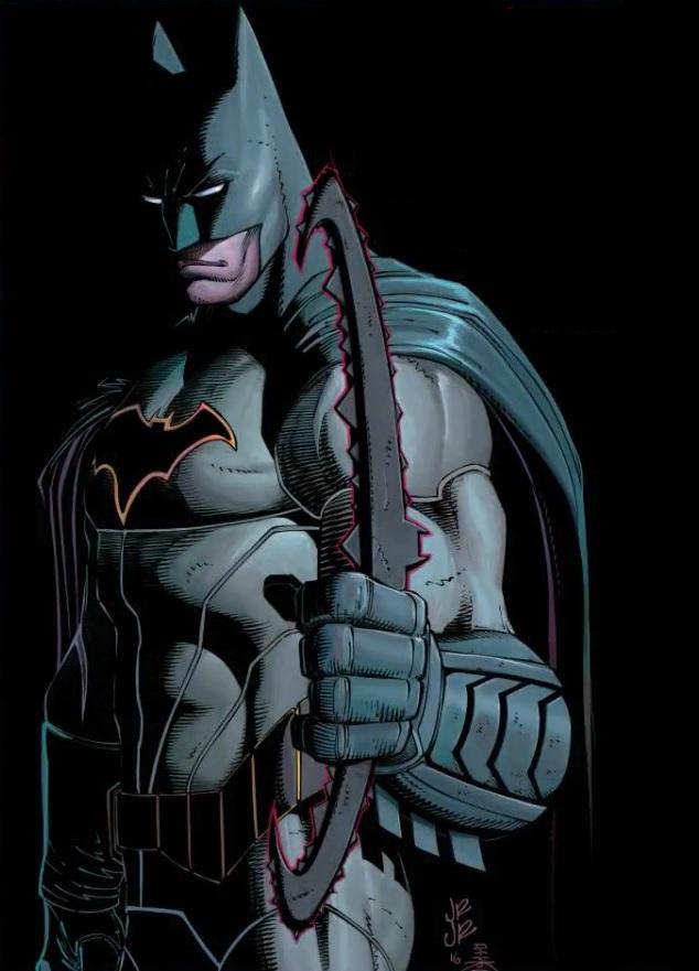 All-Star Batman #1 (Cover A John Romita Jr. & Danny Miki)