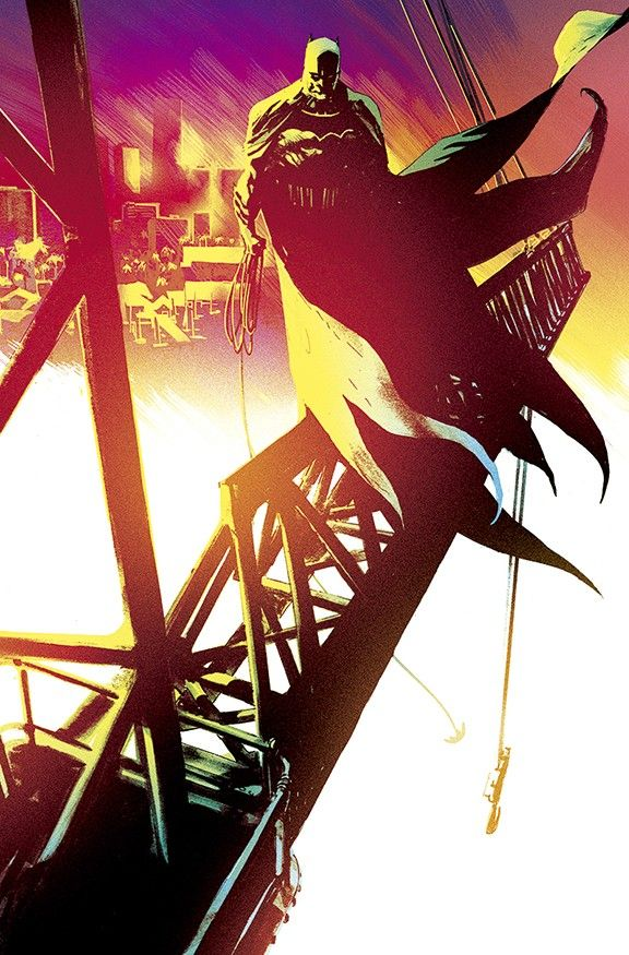 All-Star Batman #11 (Cover B Rafael Albuquerque)
