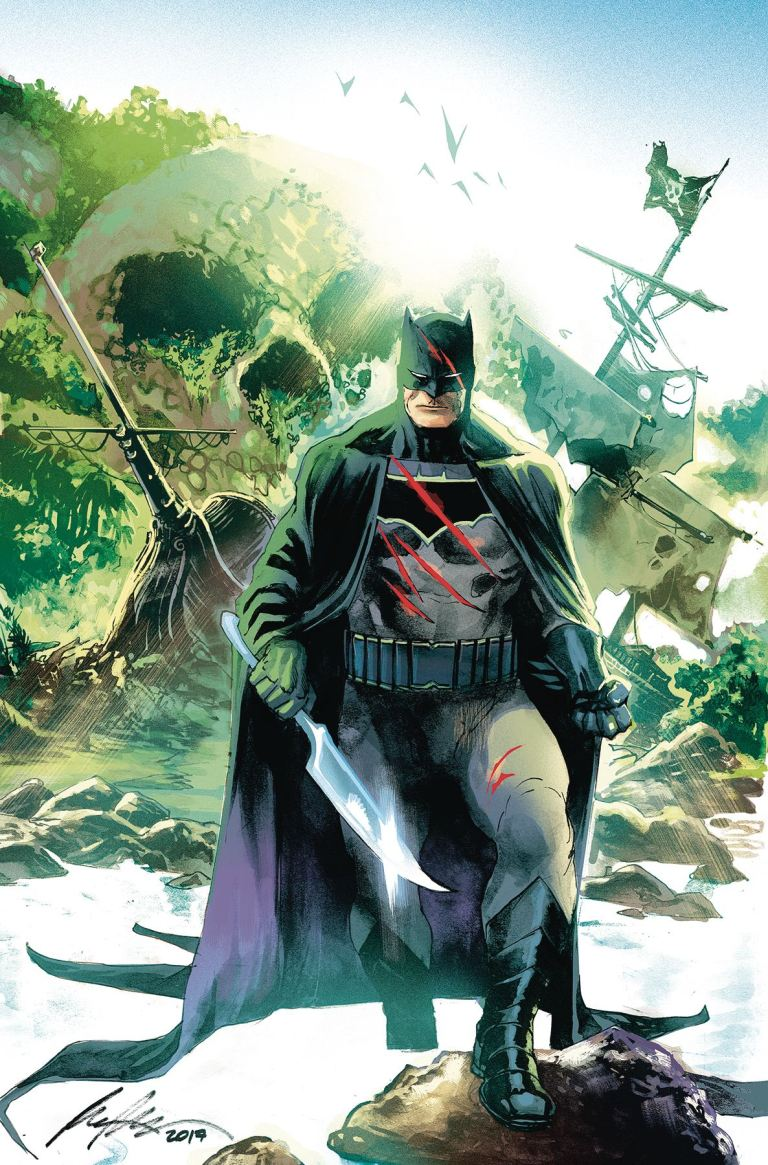 All-Star Batman #14 (Cover A Rafael Albuquerque)