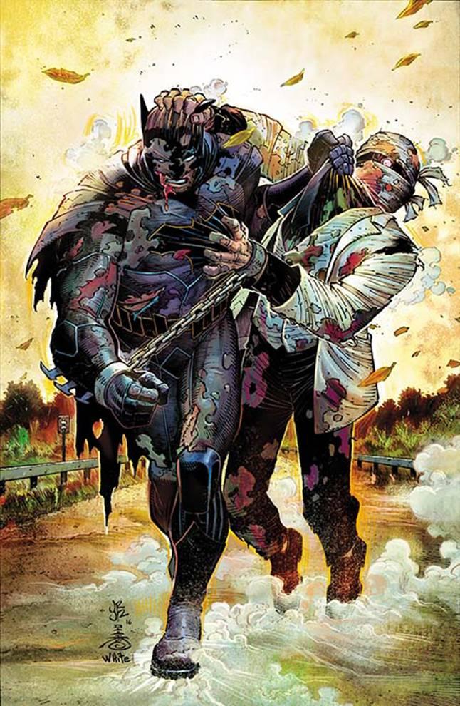 All-Star Batman #2 (Cover B John Romita Jr. & Danny Miki)
