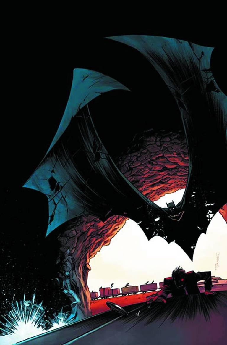 All-Star Batman #2 (Cover D Declan Shalvey)