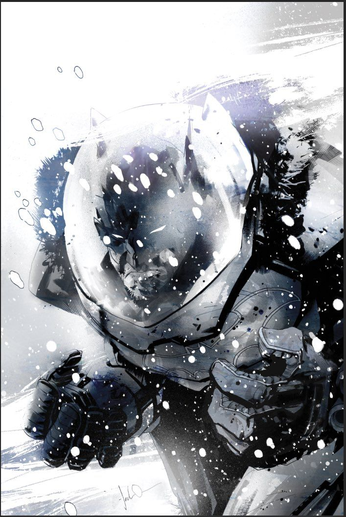 All-Star Batman #6 (Cover B Jock)