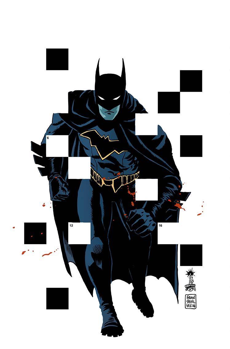 All-Star Batman #6 (Cover C Francesco Francavilla)