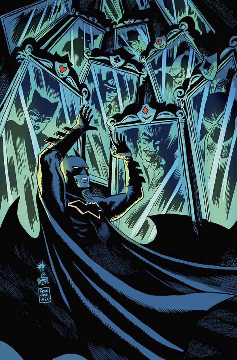 All-Star Batman #8 (Cover C Francesco Francavilla)