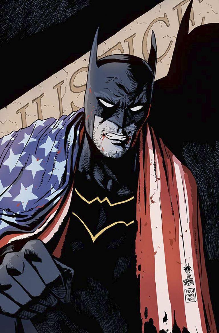 All-Star Batman #9 (Cover C Francesco Francavilla)