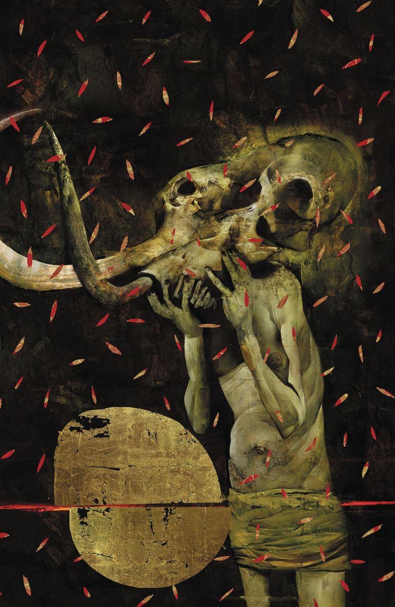 American Gods Shadows #1 (Cover C Dave McKean)