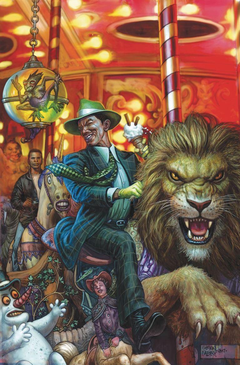 American Gods Shadows #5 (Cover A Glenn Fabry)
