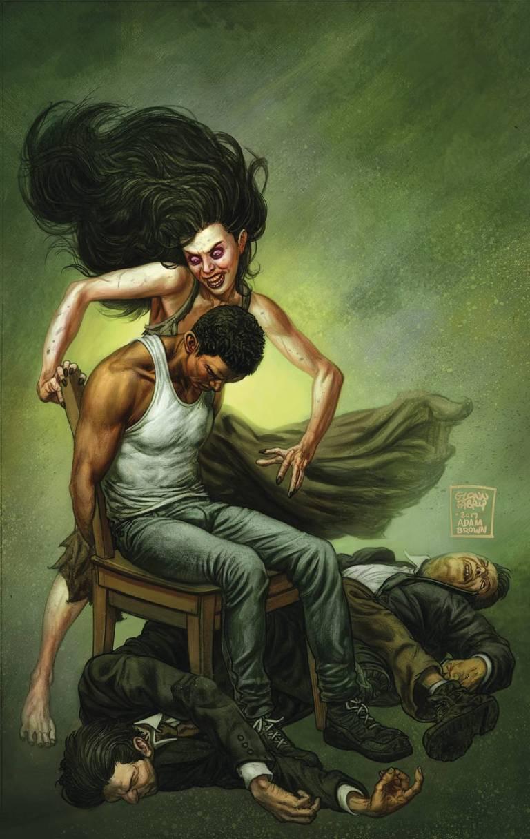 American Gods Shadows #6 (Cover A Glenn Fabry)